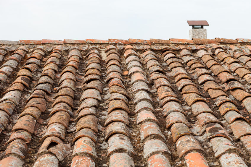 Fuite toiture dans le Var