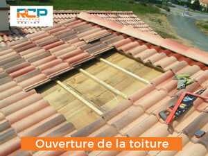 Ouverture toiture Velux