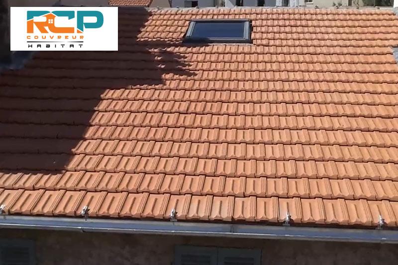 Rénovation de toiture à Toulon